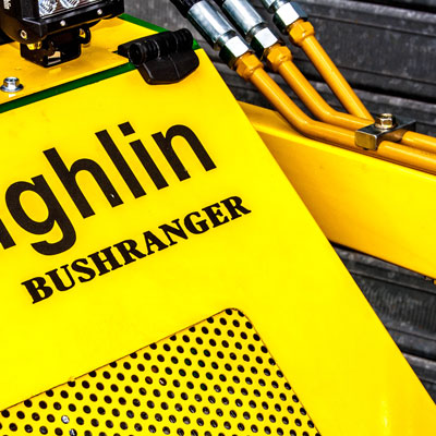 Mcloughlin Loaders Bush Ranger