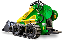 Tracked Bush Ranger Mini Loader
