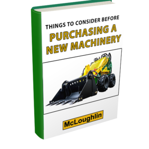 things to consider before purchasing a new machinery