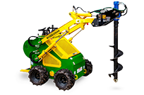Bush Ranger Mini loader