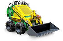 Scrub Master Mini Loader