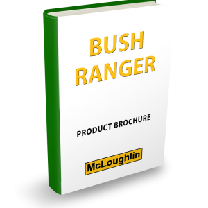 bush ranger ebook cover