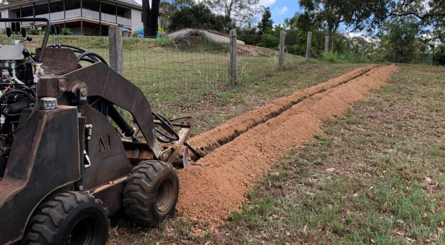 Aussie Designed & Manufactured Mini Skid Steer Loader Set To Take On The 'Big Players'