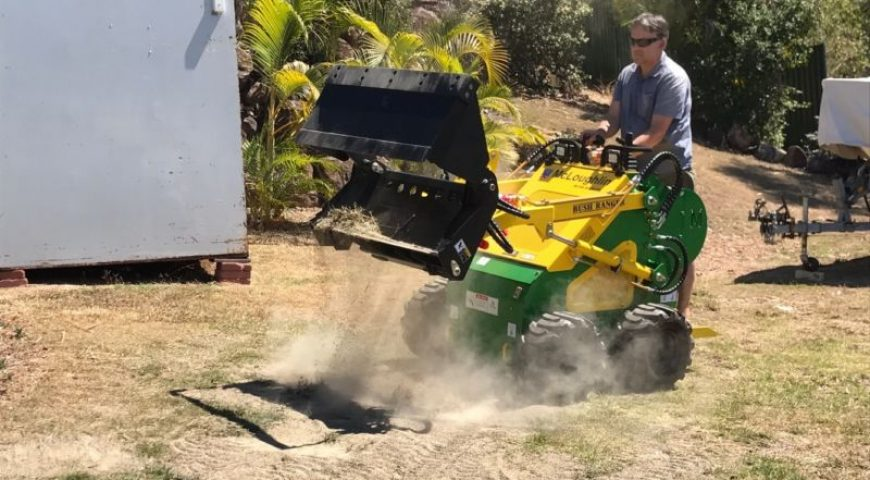 Why a Mini Loader is a great investment
